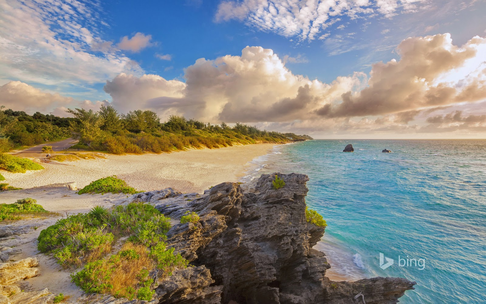 Writer: Why Write About Bermuda In A