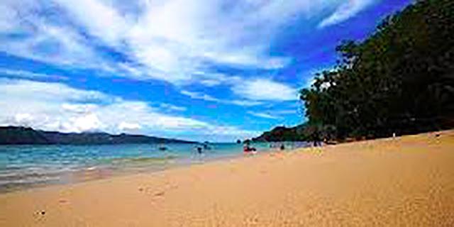 Gambar Pulau Condong Di Lampung