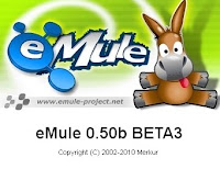 Free File Sharing eMule 0.50B Beta 1
