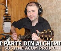 Marius Matache lanseaza Alchimie!