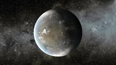 Descoberta Super-Terra com 5 vezes a massa da Terra