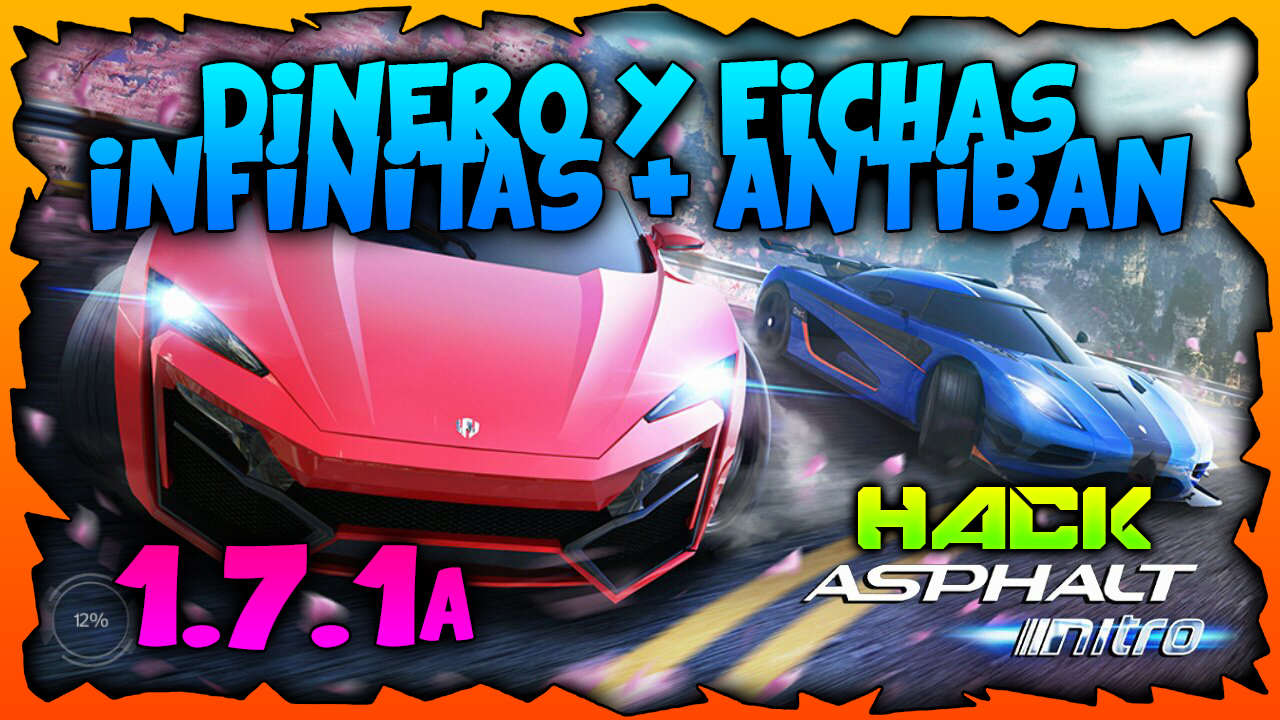 asphalt nitro hack apk latest version 2018
