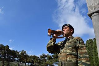 Η στρατιωτική μουσική της 88ΣΔΙ και τα σαλπίσματα που καθήλωσαν τους Αρχηγούς!