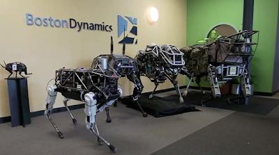 Terlihat Menyerah, Perusahaan Induk Google Akan Jual Boston Dynamics