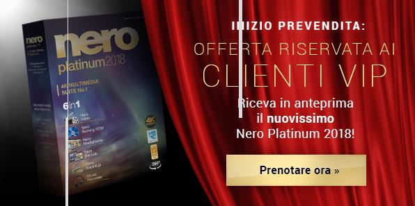 Cattura - Nero Platinum 2018 (articolo aggiornato)