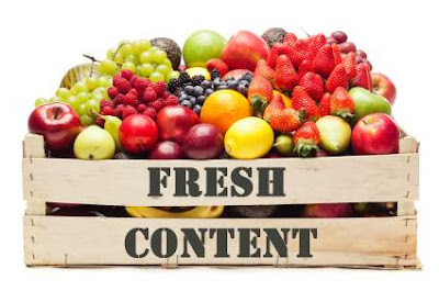 fresh content seo tips