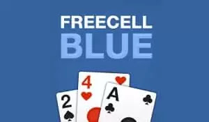 Freecell Mavi - Freecell Blue