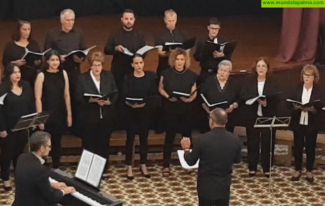 Breña Alta vuelve, poco a poco, a la nueva normalidad con los ensayos del Coro Polifónico y la Batucada