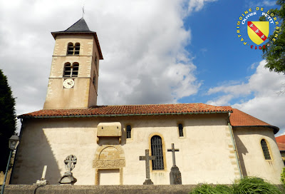 MEY (57) - Eglise Saint-Pierre