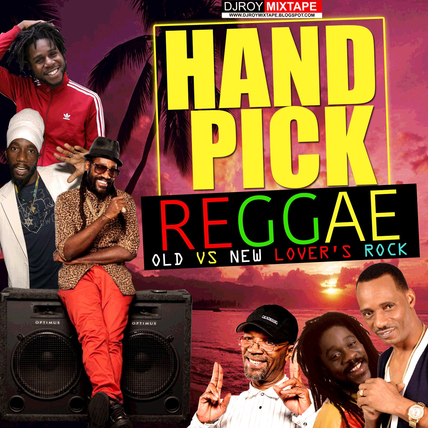DJROYMIXTAPE : DJ ROY HAND PICK REGGAE LOVERS ROCK MIX