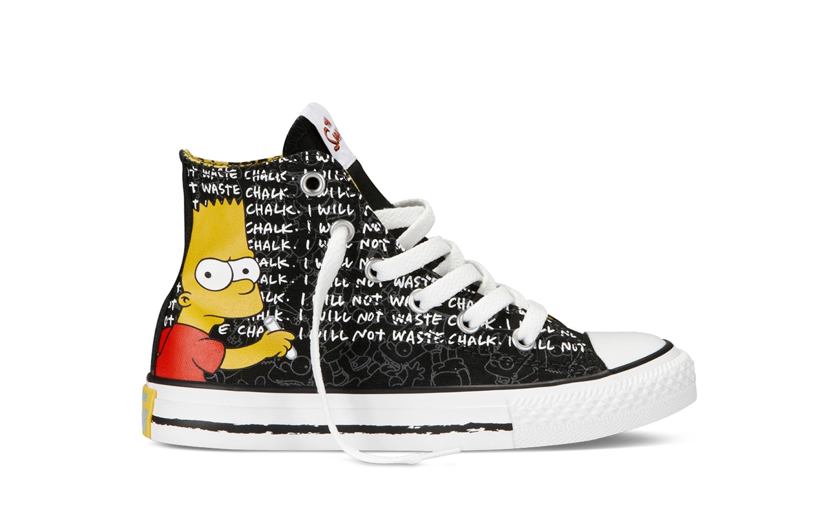 aef0355837bb80 ... denmark the simpsons chuck taylor all star collection available  exclusively at journeys and converse stores 9543f