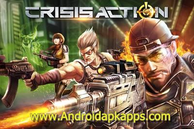 Download Crisis Action Apk MOD v1.9 Full OBB Data