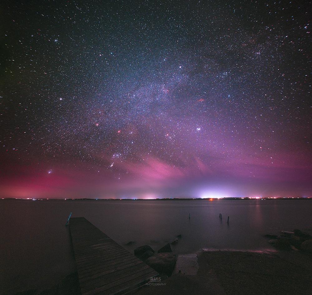 esplaobs: LIGHT POLLUTION-FREE NIGHT SKY Taken by Ruslan