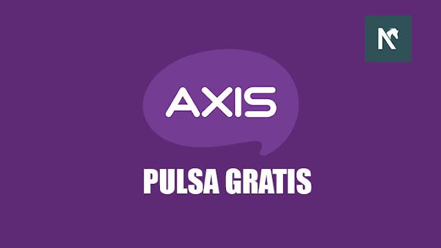Cara Mendapatkan Pulsa Kartu AXIS (AXISnet) Resmi Terbaru