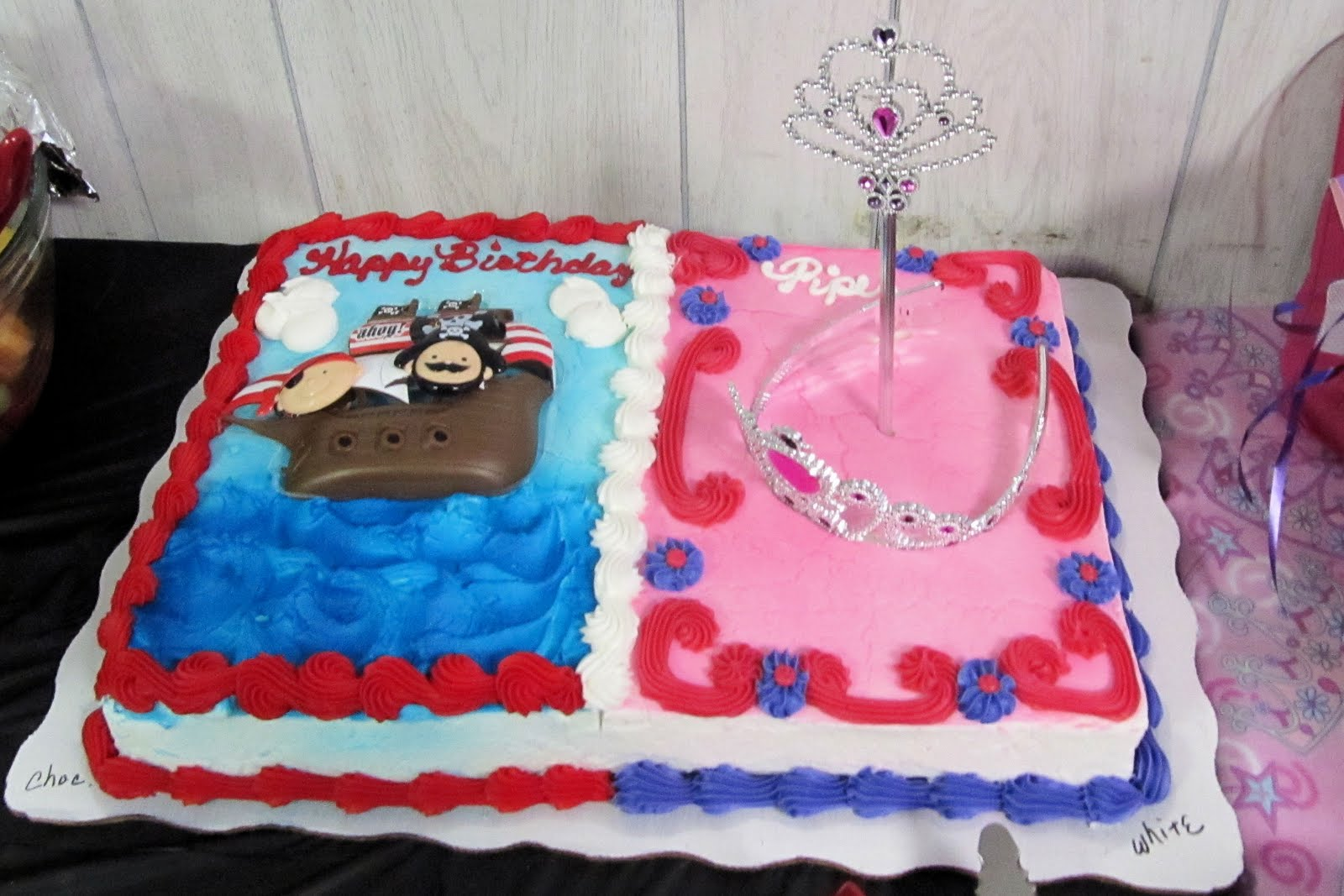Walmart Bakery Birthday Cakes Kids Catalog Cards And