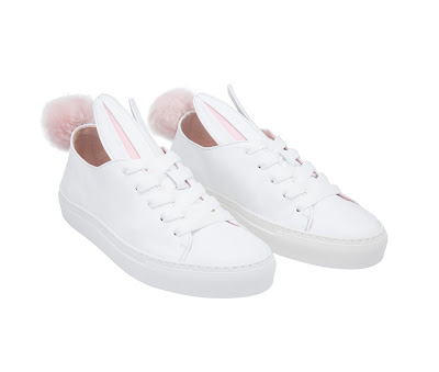 Minna Parikka Tail Sneakers in White