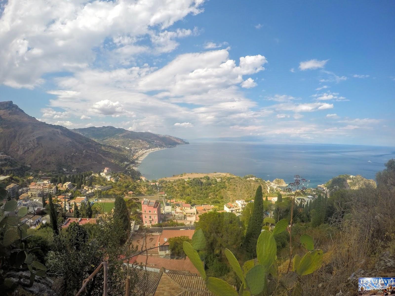 Italie Taormine Taormina