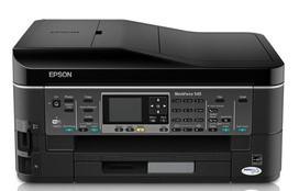 Epson WorkForce 545 Pilote d'imprimante gratuit