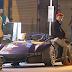 Photos: Chris Brown shows off his $200k Rezvani Beast sports car