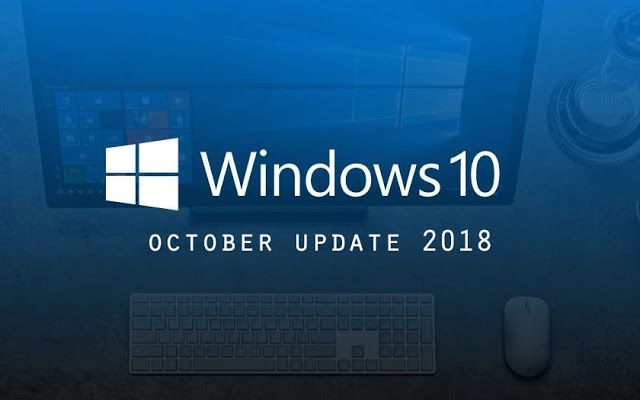 win 10 october update features