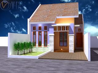 Model Rumah Minimalis Type 36