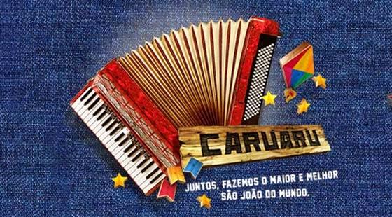 Confira a programação oficial do São João de Caruaru 2016