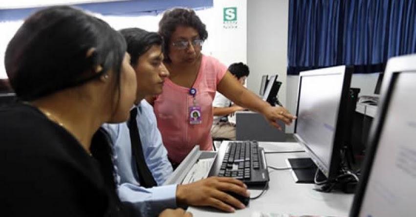 MINEDU: Estudiantes de 151 colegios de Piura, La Libertad y Lima podrán postular a mil becas «Mi vocación técnica» www.minedu.gob.pe