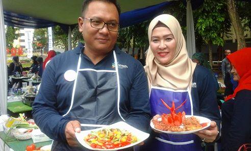 Sayur Capcap Makanan Favorit Wakil Walikota