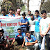 मौरा पहुंची साईकिल यात्रा की टीम, पर्यावरण के प्रति किया जागरूक
