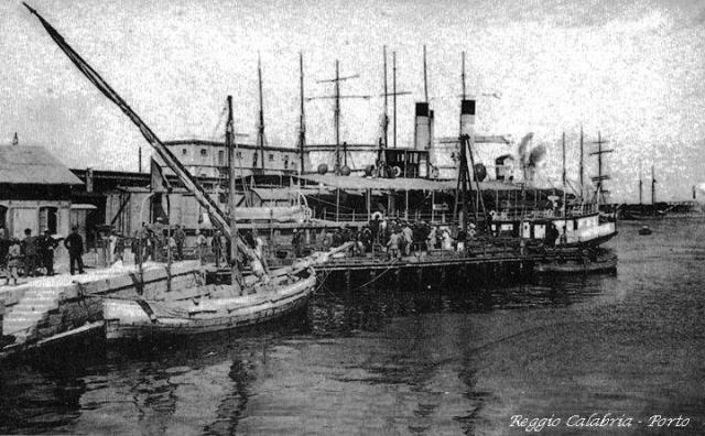 Reggio era...: Reggio era...il Ferry Boat