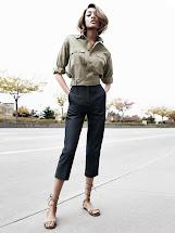 Jourdan Dunn Vogue UK February 2015