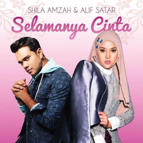 Alif Satar & Shila Amzah - Selamanya Cinta MP3