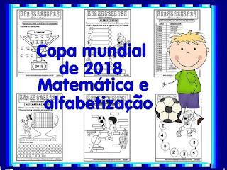 Atividades copa 2018