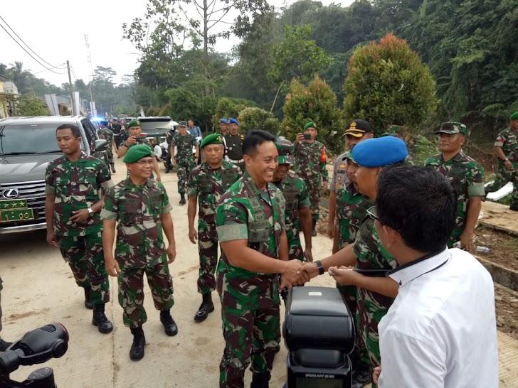 Bangun 6.000 rumah, Wujud Komitmen TNI AD Sejahterakan Prajurit dan PNS