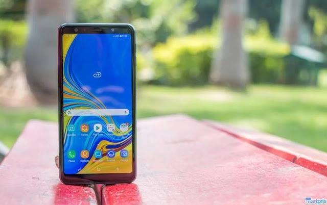 Đánh giá Galaxy A7(2018)