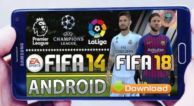 Top Five تحميل لعبة Fifa Mobile مهكرة 2019 من ميديا فاير