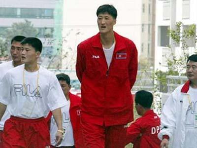 Se ha descartado que sea la estrella de basquetbol norcoreana quien sale en la fotografía