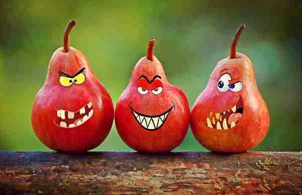6 Karakter Mengerikan Dari Humoris, Hati-hati
