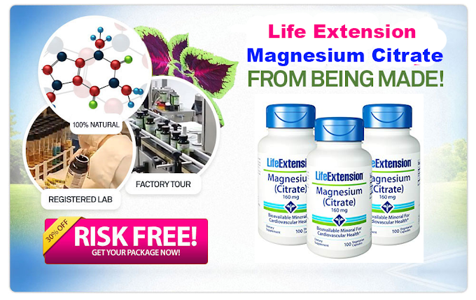 *MUST READ* How Supplementing Life Extension Magnesium Citrate Can Boost Health