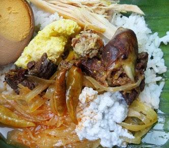 Sego Liwet Khas Solo-12 Macam  Menu Masakan jawa Tengah Yang Laris Dan Populer