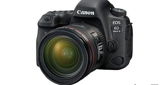 Blogger2u: Canon EOS 6D MARK II And EOS 200D Bringing Performance And Style