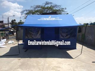 Kami Arwin Tenda menawarkan Tenda Pramuka dengan harga murah dan terjangkau. Tenda Pramuka Biasanya dipergunakan untuk acara kemah pramuka, acara perkemahan gunung, camping, dan acara acara lain sesuai keinginan anda.