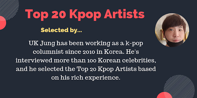 top 20 best kpop singers