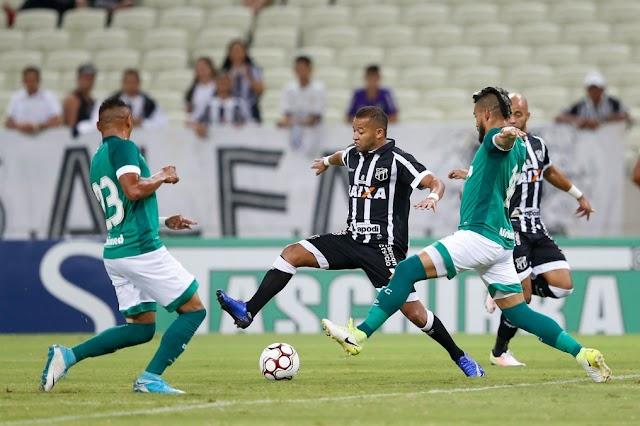 Ceará 0 x 1 Goiás: O preço da incompetência