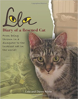 Lola: Diary of a Rescued Cat book cover