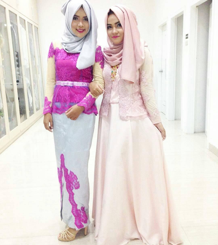 Model Baju Pesta Muslimah Tutorial Hijab Terbaru Model Baju Gamis