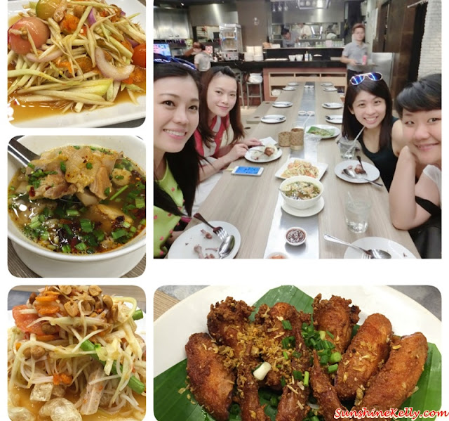 Som Tam Restaurant, Siam Center. AABC 2nd Anniversary Party Bangkok, AABC 2015, AABC Anniversary Party, AABC Bangkok, AirAsia
