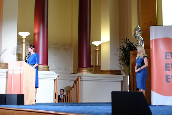 Catherine, Duchess of Cambridge attends the Fostering Excellence Awards at BMA House