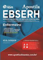 Apostila EBSERH GOIÁS Enfermeiro (HC-Hospital das Clínicas-UFG).