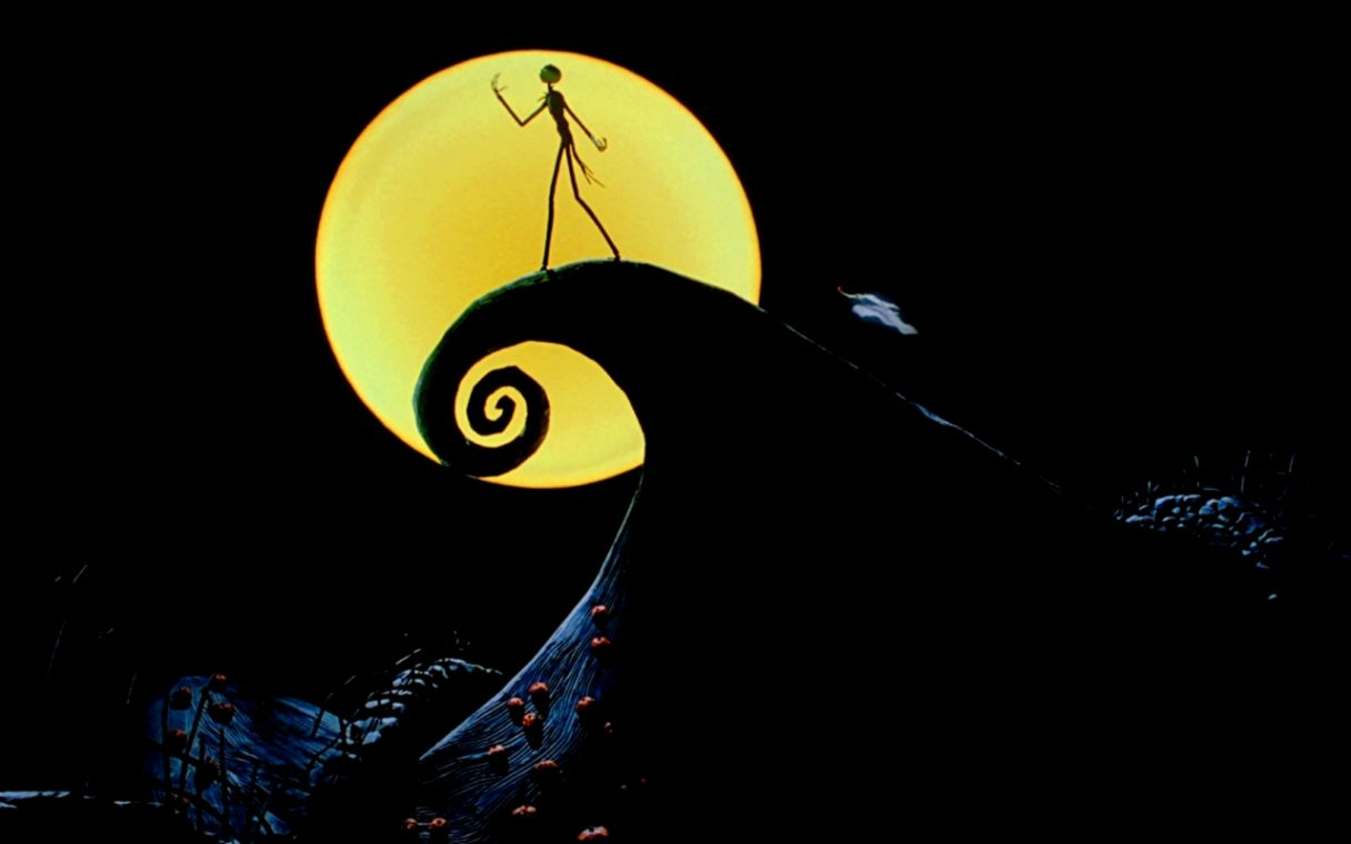 Nightmare Before Christmas Wallpaper Free Hd Wallpapers